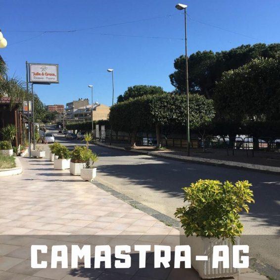 Camastra (AG) - Corso Vittorio Veneto - Fontanagrande