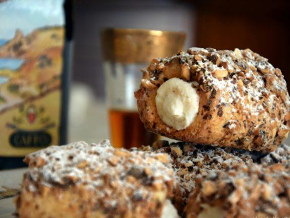 cciarduna di ricotta dolce tradizionale Camastra Agrigento Sicilia